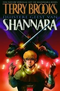 Duistere geest van Shannara: grahic novel Terry Brooks