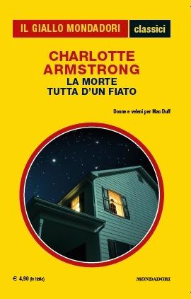 La morte tutta dun fiato Charlotte Armstrong