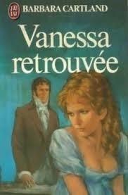 Vanessa retrouvée Barbara Cartland