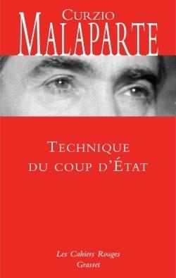 Technique du coup détat  by  Curzio Malaparte