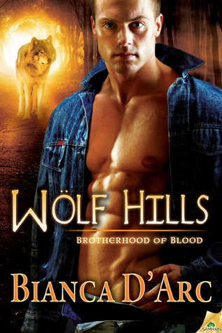 Wolf Hills (Brotherhood of Blood #6)  by  Bianca DArc