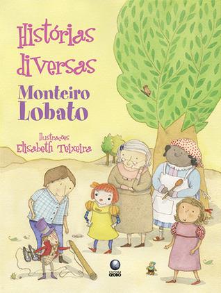 Histórias diversas  by  Monteiro Lobato