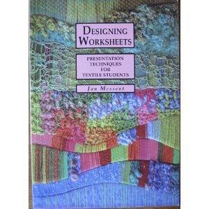 Designing Worksheets (Design Series) Jan Messent