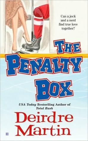 The Penalty Box (New York Blades, #4)  by  Deirdre Martin