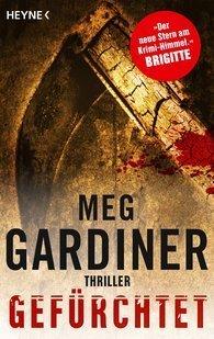 Gefürchtet (Evan Delaney #3)  by  Meg Gardiner
