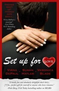 Set Up For Love Virna DePaul