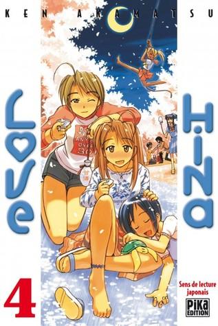 Love Hina, Tome 4  by  Ken Akamatsu