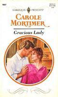 Gracious Lady  by  Carole Mortimer