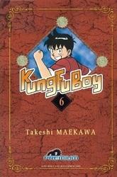 Kungfu Boy #6 Takeshi Maekawa