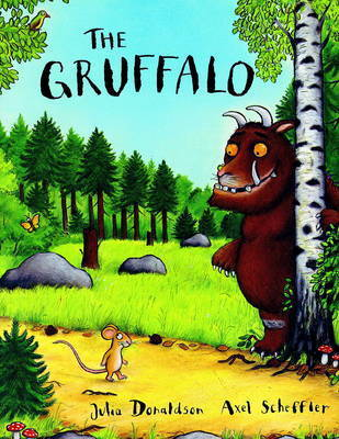 Charlie Cooks Favourite Book Poster  by  Julia Donaldson