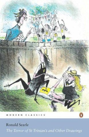 The Terror of St.Trinians and Other Drawings  by  Ronald Searle