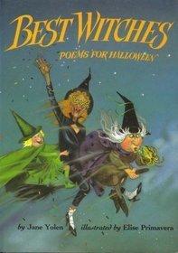 Best Witches  by  Jane Yolen