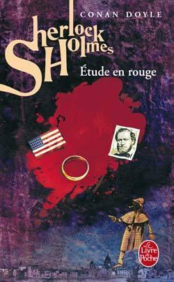Etude en rouge (Sherlock Holmes, #1)  by  Arthur Conan Doyle
