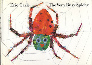 Very Busy Spider Eric Carle