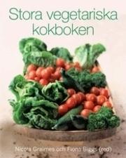 Stora vegetariska kokboken  by  Nicola Graimes