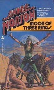 Moon Of Three Rings Andre Norton