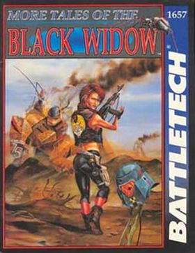 More Tales Of The Black Widow  by  Anthony Pryor
