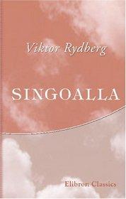 Teutonic Mythology, Gods and Goddesses of the Northland Volume 2  by  Viktor Rydberg