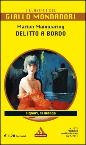 Delitto a bordo Marion Mainwaring