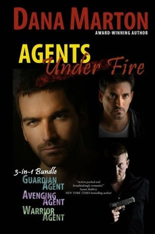 Agents Under Fire Dana Marton