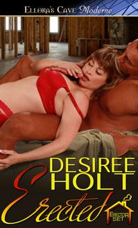 Erected (Erector Set, #1)  by  Desiree Holt