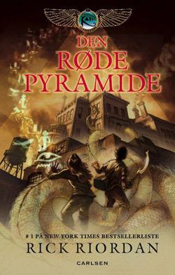 Den røde pyramide (Kane Arkiverne, #1) Rick Riordan