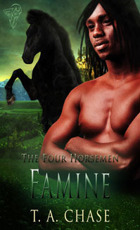 Famine (The Four Horsemen, #3)  by  T.A. Chase