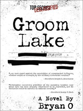 Groom Lake  by  Bryan O.