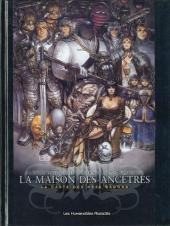 La Maison Des Ancêtres (La Caste des Méta-Barons, #0) Alejandro Jodorowsky