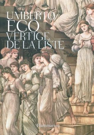 Vertige De La Liste Umberto Eco