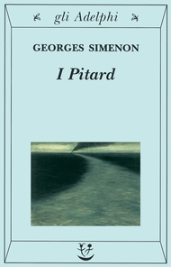 I Pitard  by  Georges Simenon
