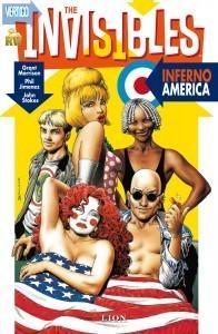 Inferno in America (Invisibles, #4) Grant Morrison