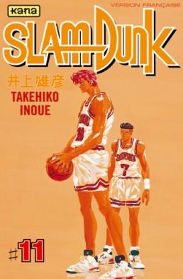 Slam Dunk, Tome 11 Takehiko Inoue
