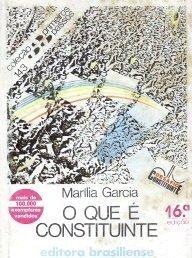 O que é Constituinte  by  Marília Garcia