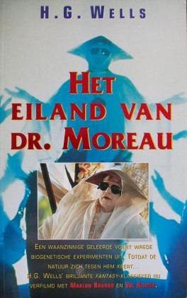 Het eiland van Dr. Moreau H.G. Wells