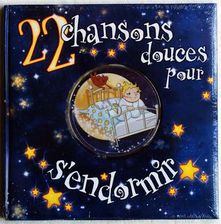 22 chansons douces pour sendormir  by  Isabelle Renaud