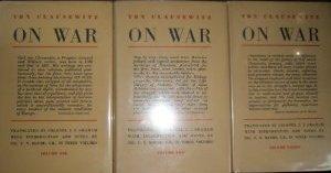 On War (3 Volumes) Carl von Clausewitz