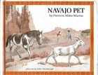 Navajo Pet  by  Patricia Miles Martin