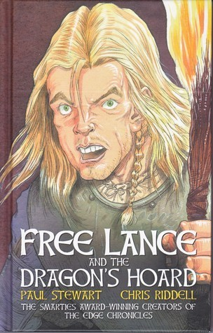 Free Lance and the Dragons Hoard (Free Lance, # 3) (A Knights Tale, #3) Paul Stewart
