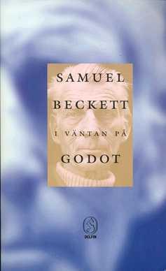 I väntan på Godot  by  Samuel Beckett