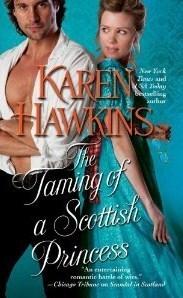 The Taming of a Scottish Princess (Hurst Amulet #4)  by  Karen Hawkins
