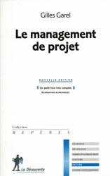 Le management de projet Gilles Garel