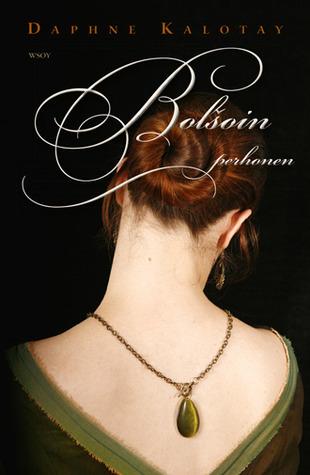 Bolšoin perhonen Daphne Kalotay