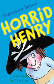 Horrid Henrys Christmas Cracker (Horrid Henry Book & Tape)  by  Francesca Simon