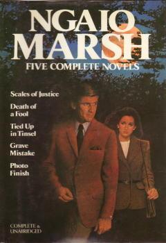 Ngaio Marsh: Five Complete Novels Ngaio Marsh
