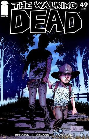 The Walking Dead #49  by  Robert Kirkman