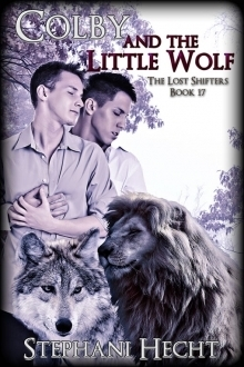 Colby and the Little Wolf (Lost Shifters #18) Stephani Hecht