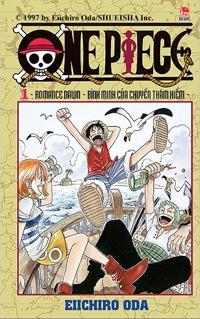 One Piece, Tập 1: Romance Dawn - Bình Minh Chuyến Thám Hiểm (One Piece, #1)  by  Eiichiro Oda