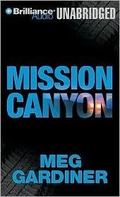 Mission Canyon (Evan Delaney, #2)  by  Meg Gardiner