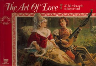 The Art of Love (Postcard Books) Fawcett Columbine